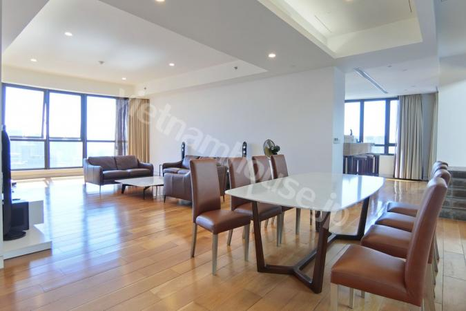 Luxury apartment in Cau Giay District