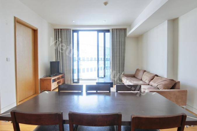 The apartment waiting for you to accompany with it in Cau Giay District