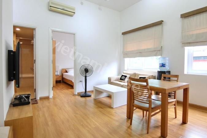 Affordable apartment in Kim Ma area, suitable for single individuals.