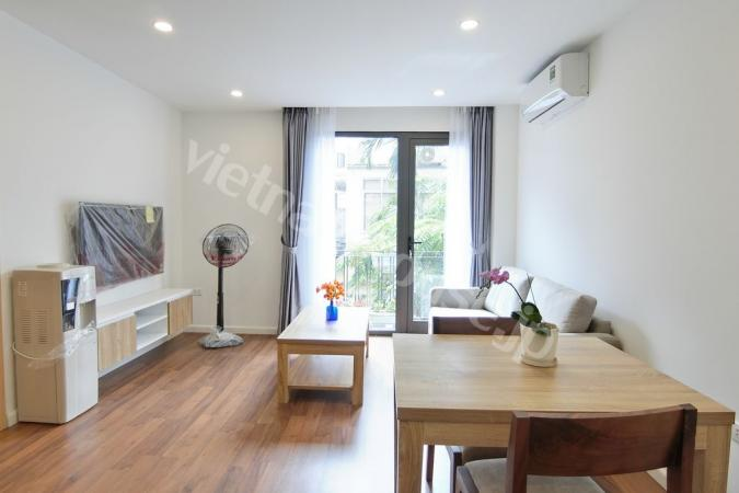 Best one bedroom service apartment at Phan Ke Binh area