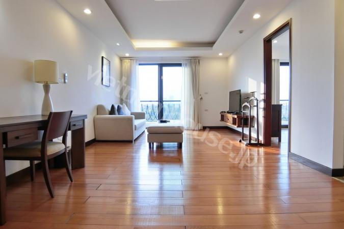 1-bedroom apartment with opulent interior and plenty of facilities in Elegant Suites Westlake