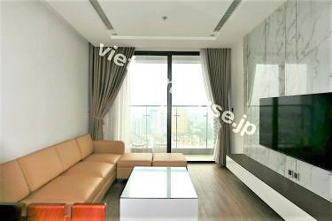 Three bedroom apartment in Vinhomes Metropolis is ready for your family
