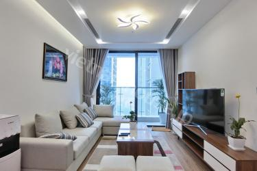Reasonable price for three bedrooms apartment from the center of Kim Ma area