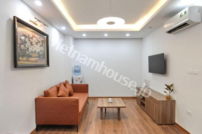 Enjoy a nicely sized one bedroom at Ba Dinh District
