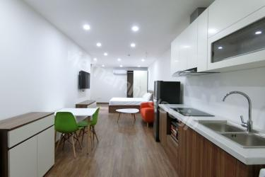 New established studio apartment in the center of Ba Dinh District
