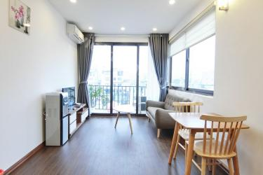 Very new serviced apartment in Ba Dinh district