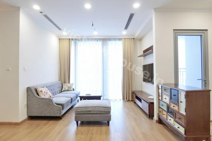 Clean and reasonably priced two-bedroom apartment in Vinhomes Gardenia
