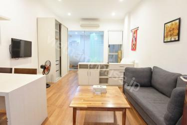 Comfort and convenience gathering in this serviced apartment