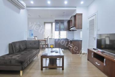 Quiet and nearly perfect apartment in Cau Giay